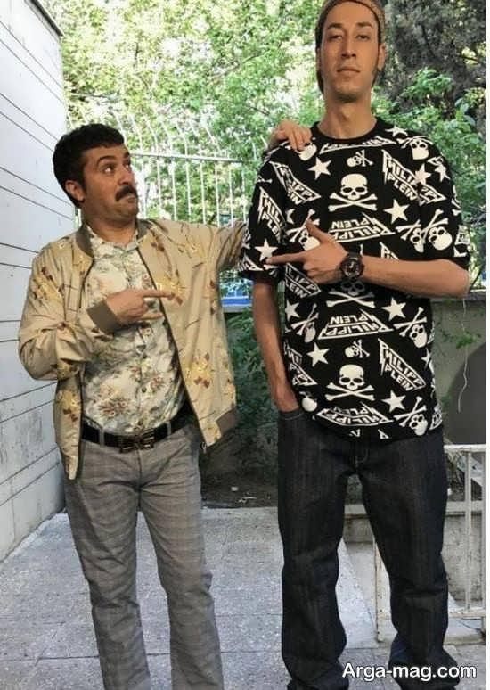 bahram afshari 1 - تصاویری از بهرام افشاری بازیگر محبوب سریال پایتخت