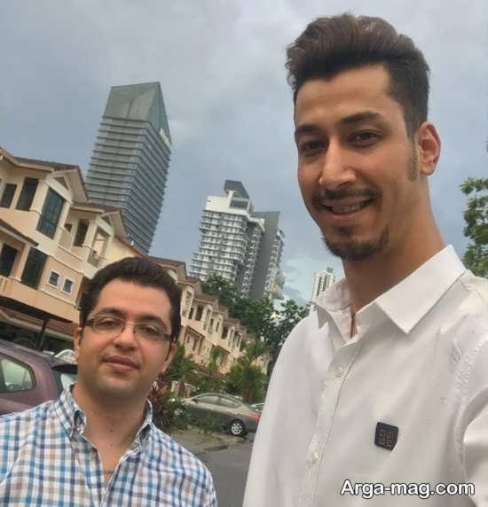 bahram afshari 6 - تصاویری از بهرام افشاری بازیگر محبوب سریال پایتخت