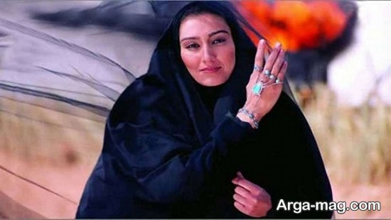 بازیگران زن با چادر