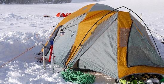 چادر مسافرتی برای کوه