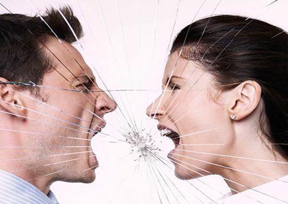 سه علت بزرگ در دعواهای زناشویی