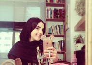 الهه حصاری در سینما اریکه ایرانیان به تماشای فیلم هاری نشست+عکس