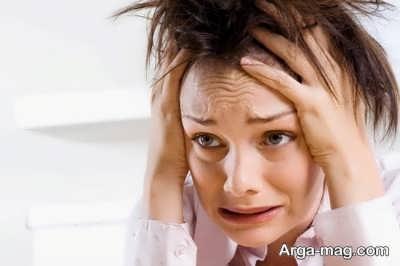 چند نشانه اختلال اضطراب