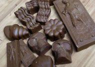 طرز تهیه شکلات مغزدار