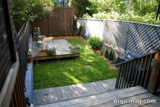 طراحی فوق العاده فضای سبز