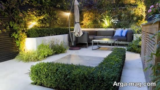 طراحی مناسب فضا سبز