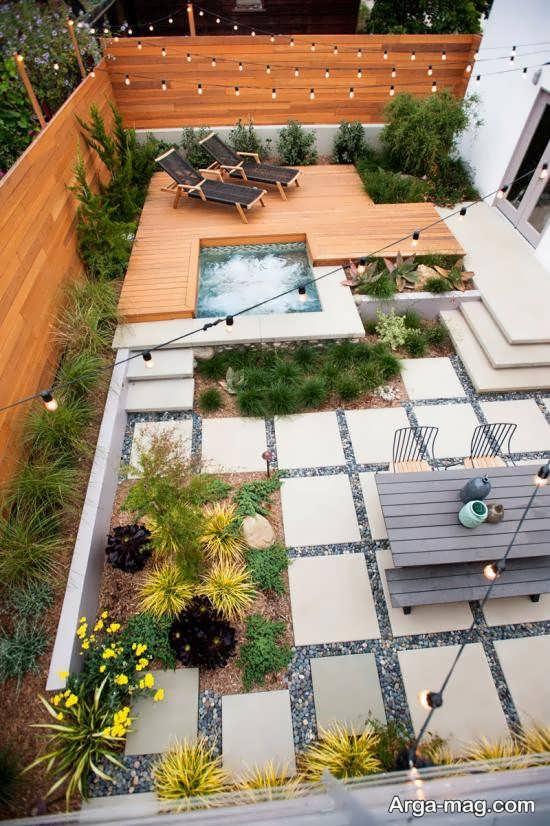 طراحی فضای سبز عالی