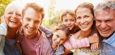 زندگی مشترک با خانواده همسر