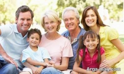 زندگی با خانواده همسر