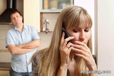 حسادت در رابطه زوجین
