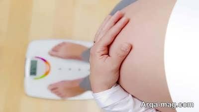 بایدها و نبایدهای غذایی برای کنترل وزن در دوران بارداری