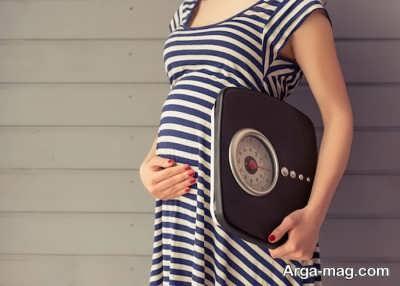 هر آنچه که لازم است برای کنترل وزن در بارداری بدانید