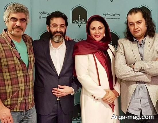 laleh eskandari 1 - لاله اسکندری و همسرش در شیراز کافه زدند+عکس
