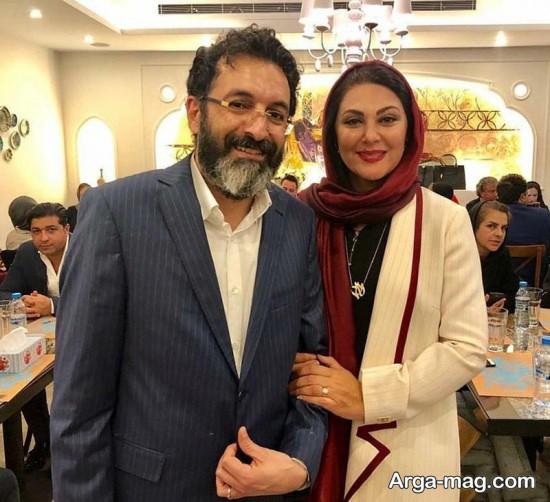 laleh eskandari 3 - لاله اسکندری و همسرش در شیراز کافه زدند+عکس