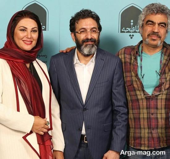 laleh eskandari 5 - لاله اسکندری و همسرش در شیراز کافه زدند+عکس