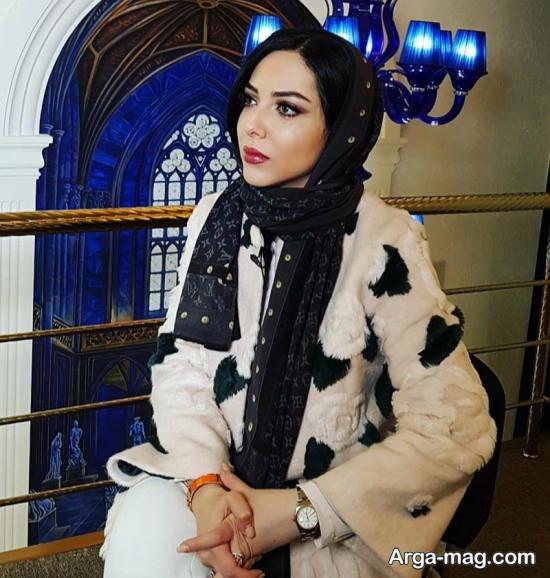 لیلا اوتادی بازیگر ایران زمین