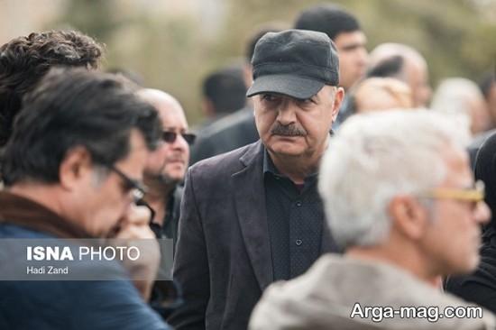 تشییع پیکر لوون هفتوان در قبرستان ارامنه