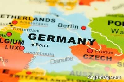 مدارک مورد نیاز برای اخذ ویزای آلمان