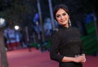 حضور-مارال-فرجاد-در-پردیس-سینمایی-گلشن