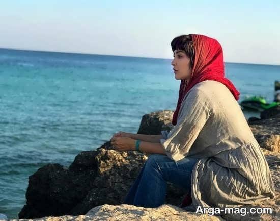 مریم معصومی در سریال تعطیلات رویایی