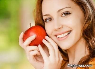 با ۶ ماسک سیب فوق العاده و طرز تهیه آن آشنا شوید