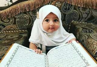 دختر حسین ماهینی یک ساله شد+عکس