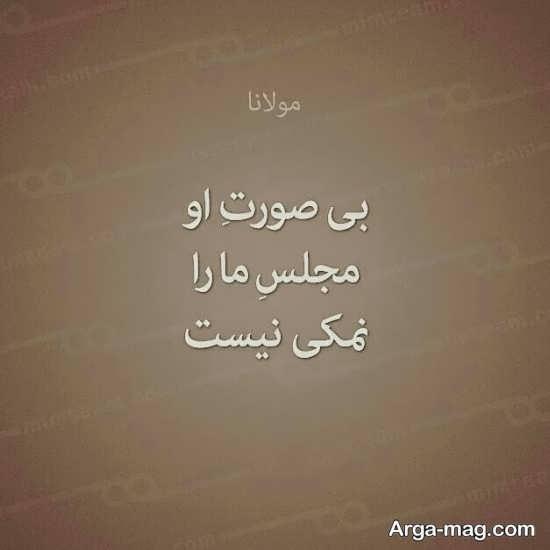 اشعار جالب مولانا