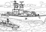 نحوه کشیدن نقاشی قایق