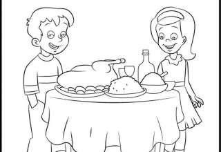 ایده خلاقانه نقاشی تغذیه سالم