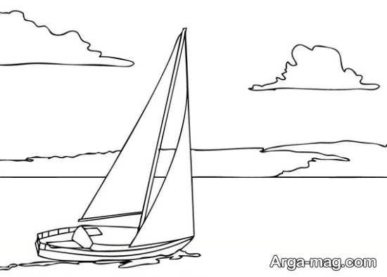 کشیدن قایق بادی
