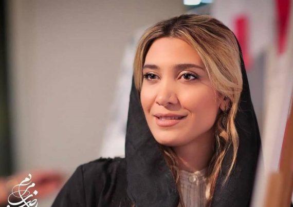 عکس های دختر مجید مظفری در اولین سالگرد درگذشت مرحوم علی معلم