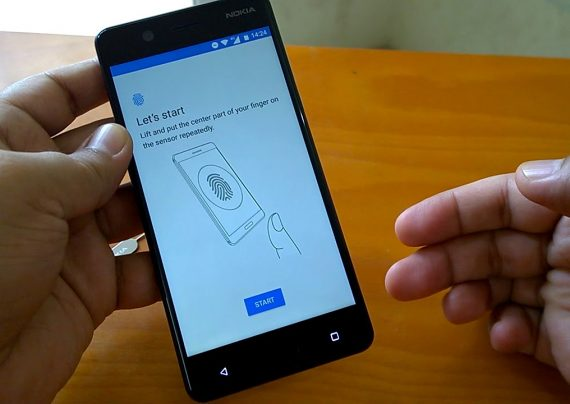 نوکیا 9 مجهز به حسگر اثر انگشت یکپارچه با نمایشگر می شود