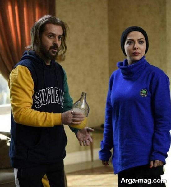 لیلا اوتادی در فیلم سینمایی کاتیوشا