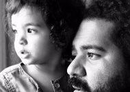 دختر رضا صادقی چهار ساله شد+عکس