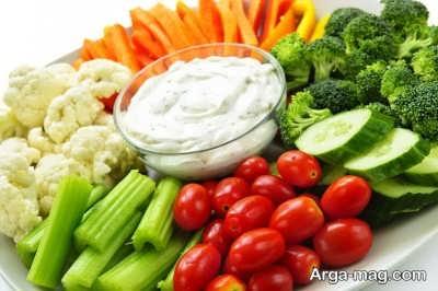 کبد چرب و رژیم غذایی برای درمان آن