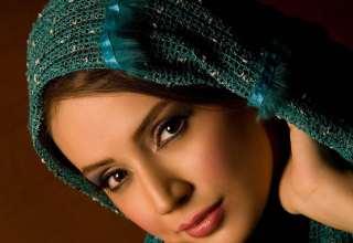 عکس های شبنم قلی خانی در حال بازی در نمایش چشم ها