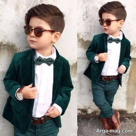 shalvar 1 1 - مدل شلوار بچه گانه پسرانه با طرح های فانتزی شیک و زیبا