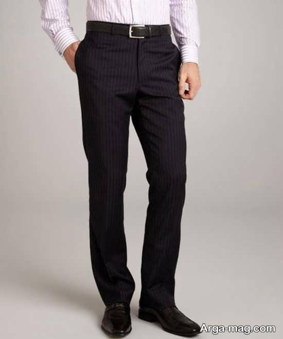 شلوار پارچه ای مردانه