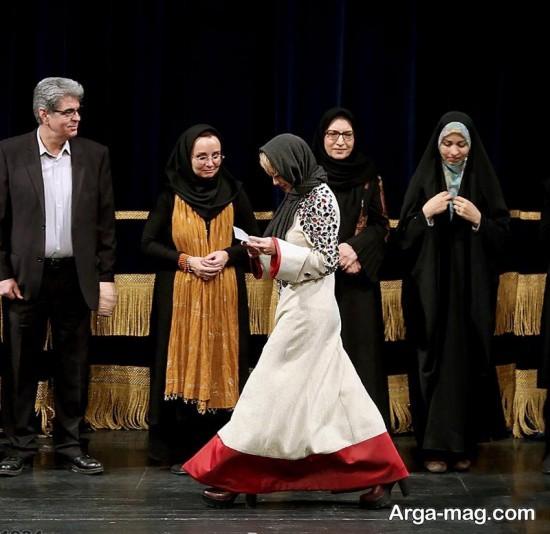 شراره رخام در جشنواره لباس