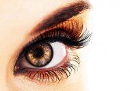 تبخال چشم