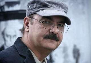 عکس های ایرج طهماسب و سایر هنرمندان در مراسم تدفین کارگردان ارمنی