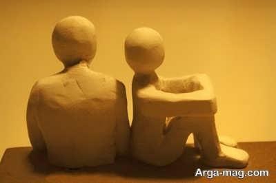 طلاق زن و شوهر و فاصله عاطفی