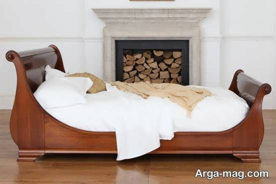 مدل عالی تخت خواب چوبی