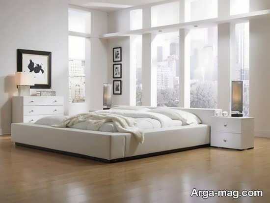 مدل متفاوت تخت خواب چوبی