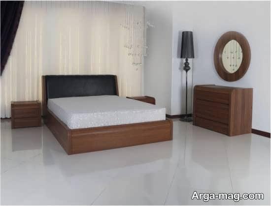 طراحی شیک تخت خواب دو نفره