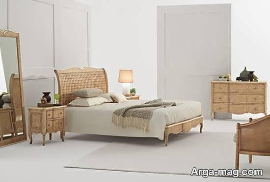 طراحی ایده آل تخت خواب چوبی