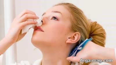 درمان خانگی برای رفع التهاب سینوزیت