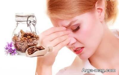 درمان طبیعی برای رفع ورم سینوزیت