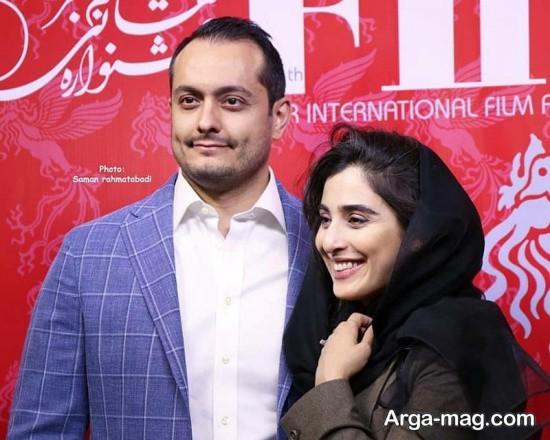 آناهیتا افشار در تهران