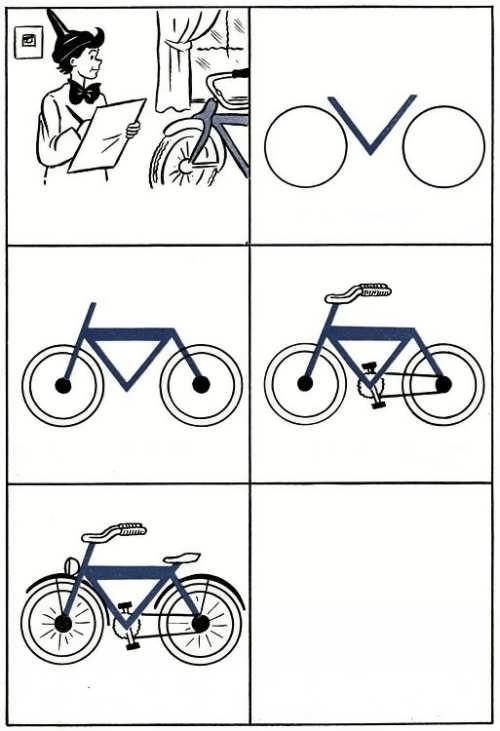 ۀموزش کشیدن دوچرخه برای بچه ها